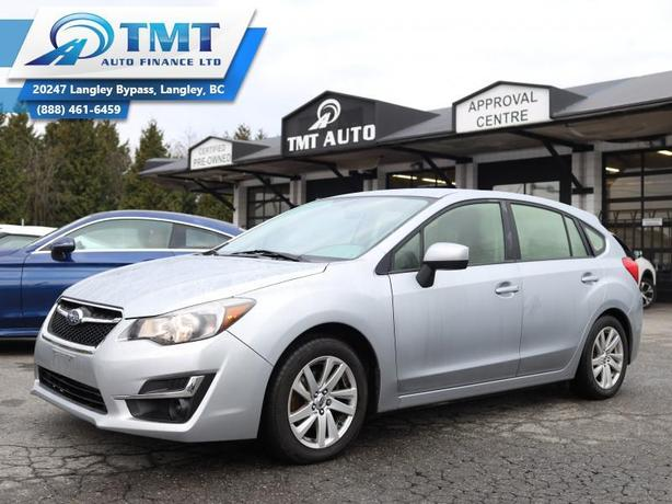 2015 Subaru Impreza Easy Financing! $0 Down Options, 100% Approvals