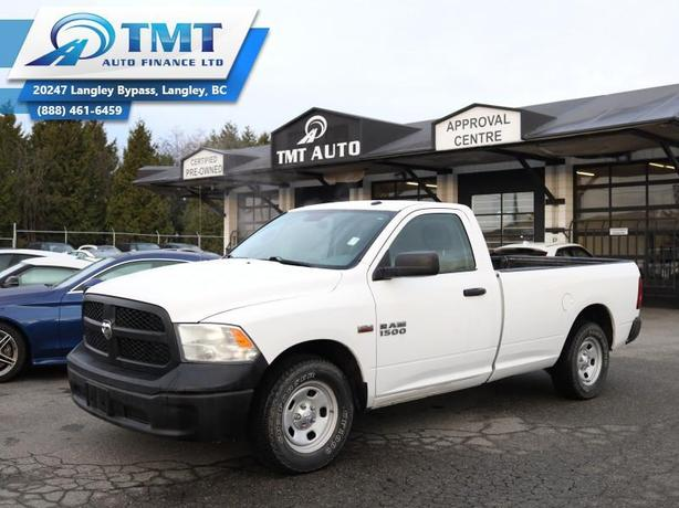 2014 Ram 1500 Easy Financing! $0 Down Options, 100% Approvals