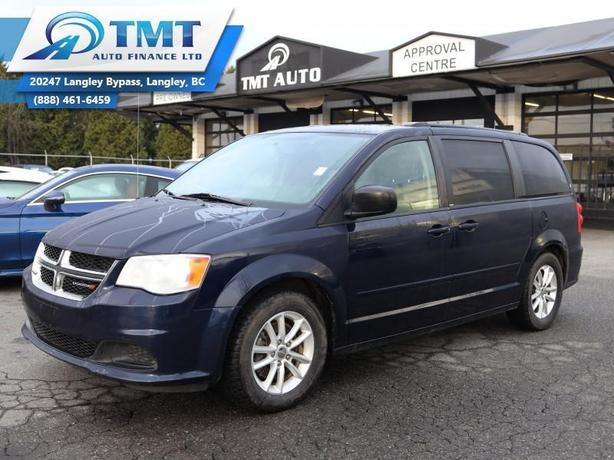 2014 Dodge Grand Caravan Easy Financing! $0 Down Options, 100% Approvals