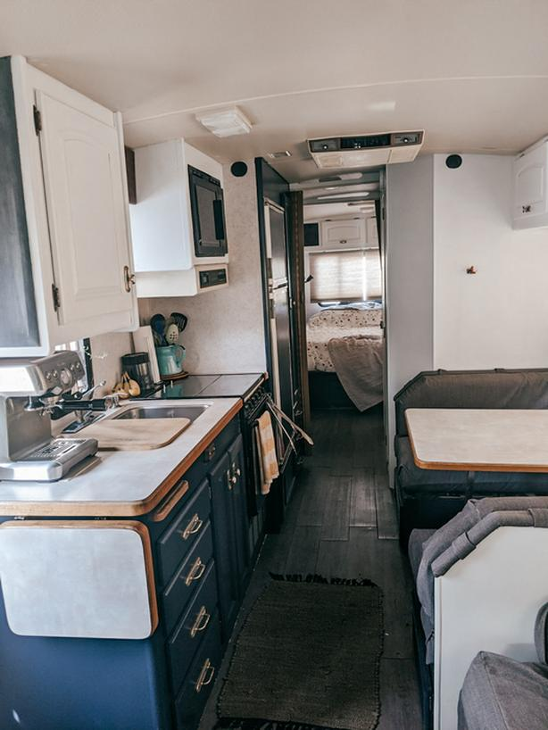 Renovated Fleetwood PaceArrow Tiny Home