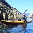 A used 2019 NDK Romany Classic Kayak