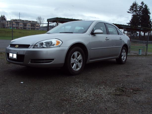 -Great for Winter! 2007 Chevy Impala, V6, Auto, Snow Tires!