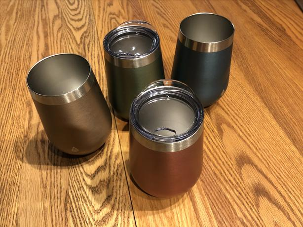 Manna insulated tumblers, new
