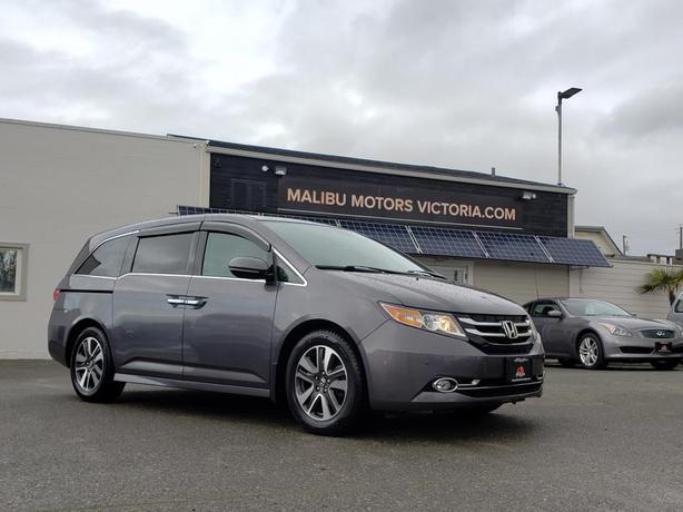 2015 Honda Odyssey 4dr Wgn Touring w/RES & Navi
