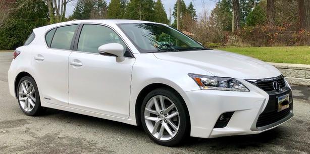 2016 Lexus Hybrid
