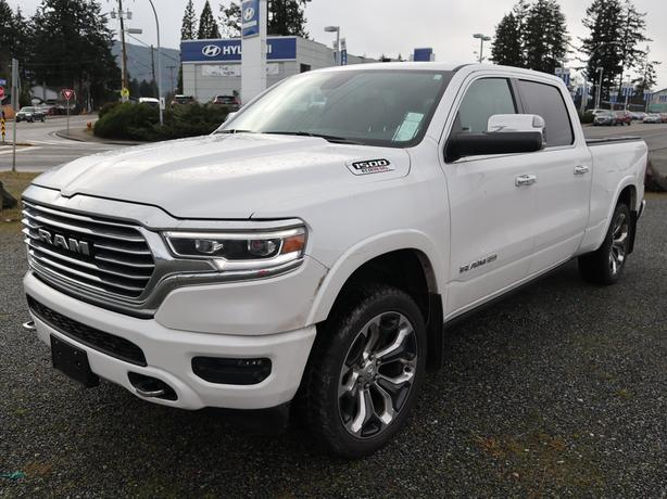 Used 2020 Ram 1500 Longhorn One Owner No Accidents Truck Crew Cab