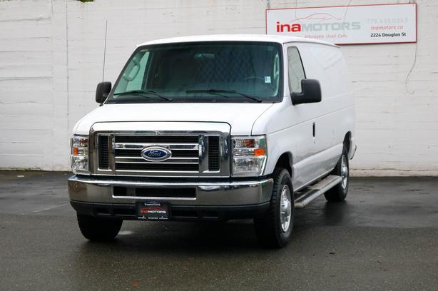 2014 Ford Econoline Cargo Van Commercial - LOCAL BC VAN!