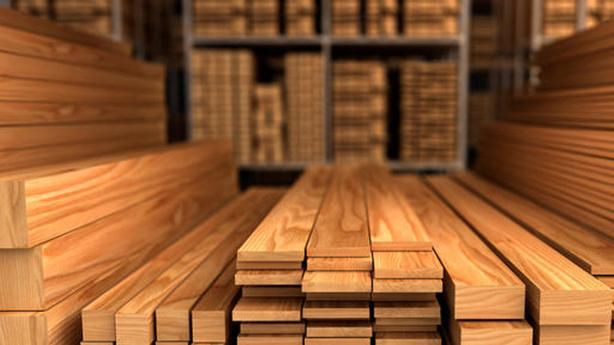 Cedar Boards, Lumber, Wood
