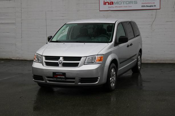 2010 Dodge Grand Caravan SE - LOCAL BC VAN - NO ACCIDENTS!