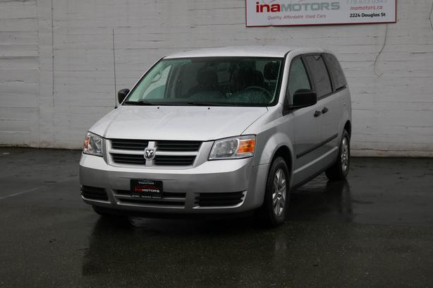 2010 Dodge Grand Caravan SE - LOCAL BC VAN - NO ACCIDENTS!