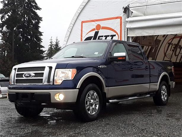 2009 FORD F150 SUPERCREW 4X4 LIVE ONLINE AUCTION!