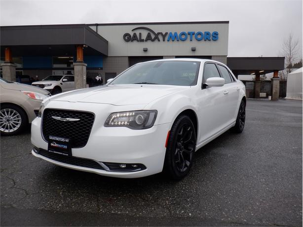 2019 Chrysler 300 300S-LEATHER, DUAL EXHAUST, HEATED SEATS