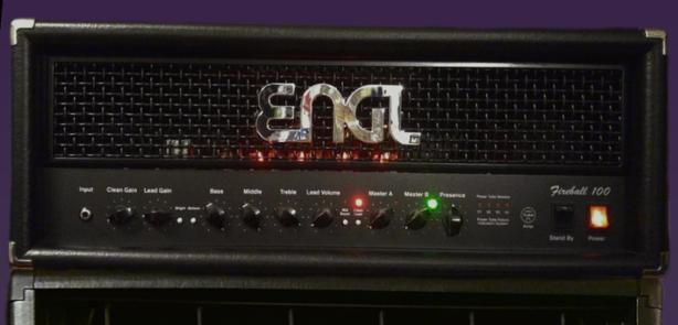 Want to TRADE MY ENGL FIREBALL 100