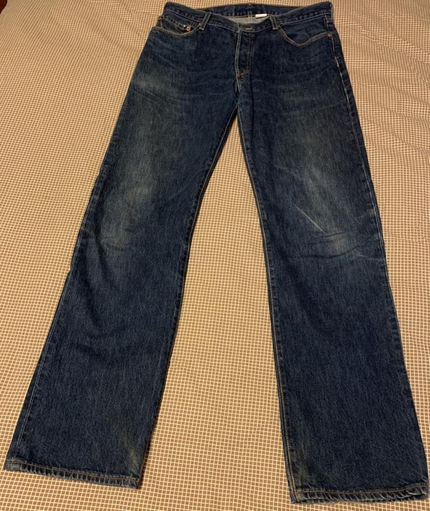 Vintage '80s Levi Jeans Size 36x36
