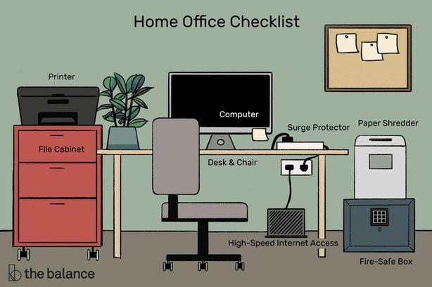Quiet & private workspace rental