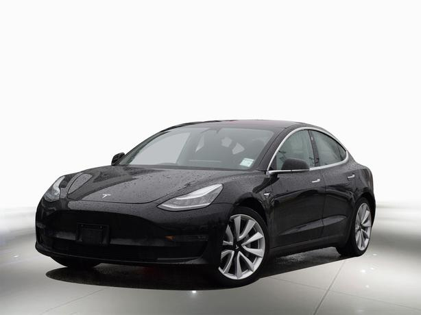 "2019 Tesla Model 3 Standard Range Plus - 19"" Upgraded wheels RWD"