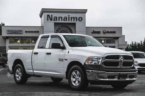 Used 2018 Ram 1500 ST No Accidents Low Kilometers Truck Quad Cab