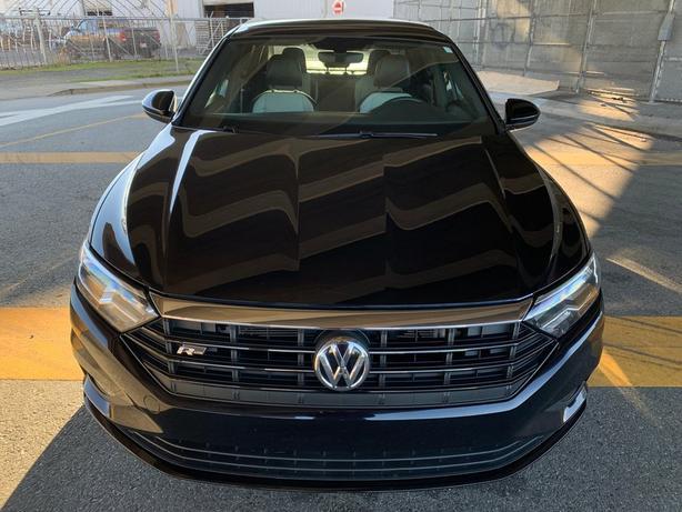 Used 2019 Volkswagen Jetta 1.4 TSI Highline R-LINE SUNROOF LEATHER Sedan