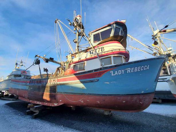 Delta / LeClercq Seiner For Sale - Lady Rebecca