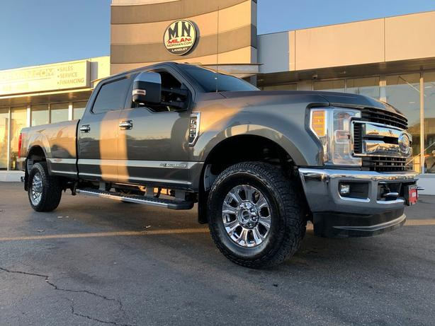 Used 2017 Ford F-350 CREW LB DIESEL FX4 4WD LEATHER CAMERA Truck Crew Cab