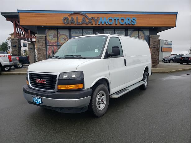 2019 GMC Savana Cargo Van Work Van - Back-Up Camera, Tow/Haul, Bluetooth
