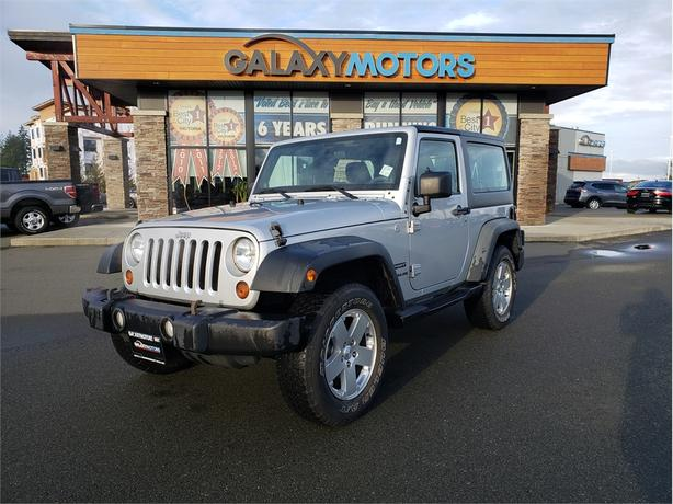 2011 Jeep Wrangler SPORT - Four Wheel Drive, CD Player, Auxilary Input
