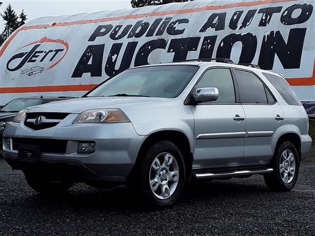 2006 ACURA MDX TOURING LIVE AUCTION ONLINE!!
