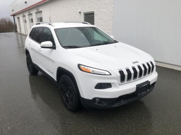 Used 2016 Jeep Cherokee 4x4 North SUV