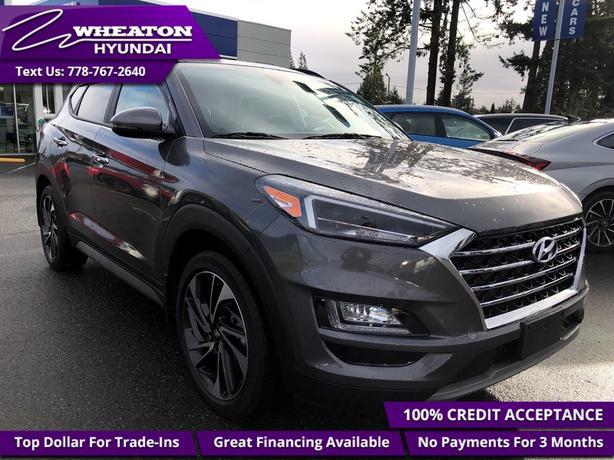2020 Hyundai Tucson Ultimate - Navigation - Leather Seats - $140.93