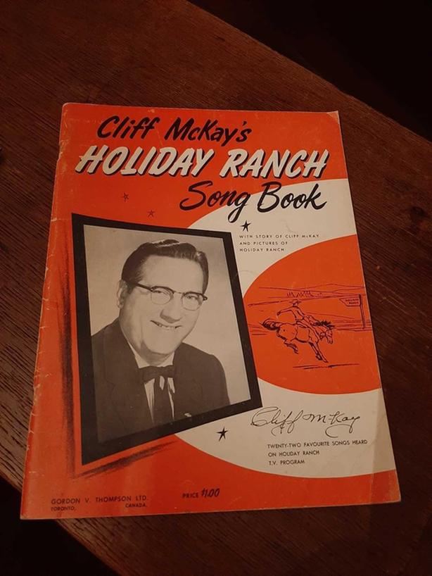 VINTAGE SONG BOOK