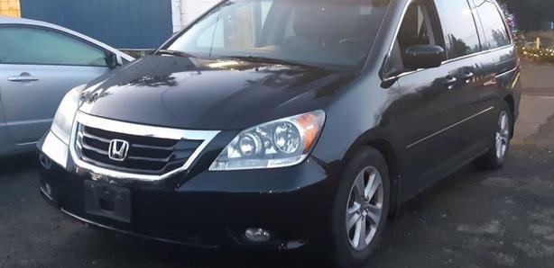 2008 Honda Odyssey EX-L Black Creek Motors