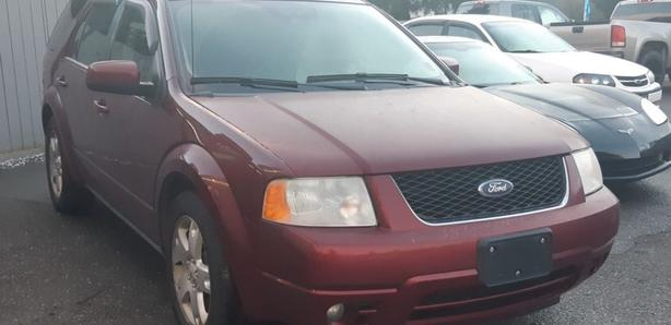 2007 Ford Freestyle Limited Black Creek Motors