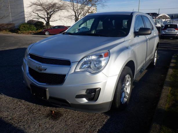 2015 Chevrolet Equinox LS AWD