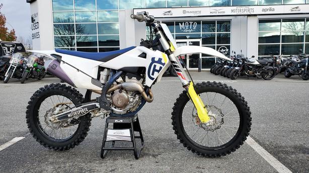 2019 Husqvarna Motorcycles FC 250