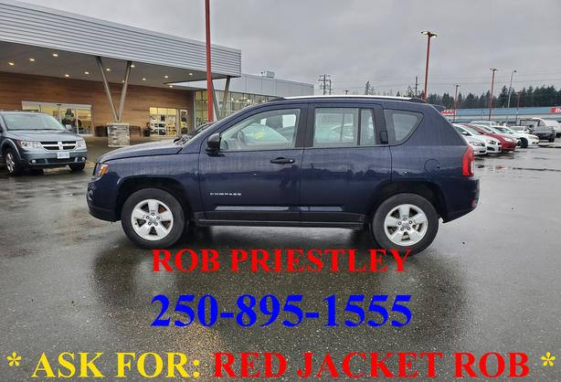 2014 JEEP COMPASS SPORT * ask for RED JACKET ROB *