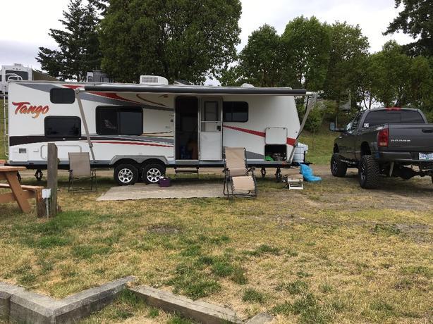 Travel Trailer Rental Camping RV Renting