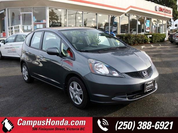Used 2014 Honda Fit LX | One Local Owner | No Accidents Hatchback
