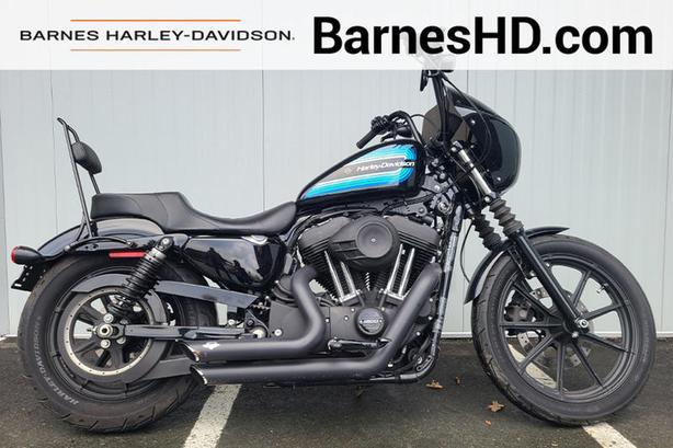 2019 Harley-Davidson XL1200NS - Sportster Iron 1200