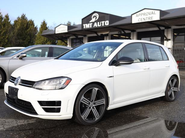 2016 Volkswagen Golf R 1 Owner, BC Vehicle,No Accidents, Immaculate Shape