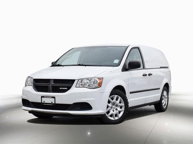 2014 Ram Cargo Van FWD