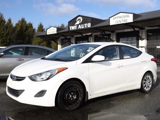 2013 Hyundai Elantra Easy Financing! $0 Down Options, 100% Approvals