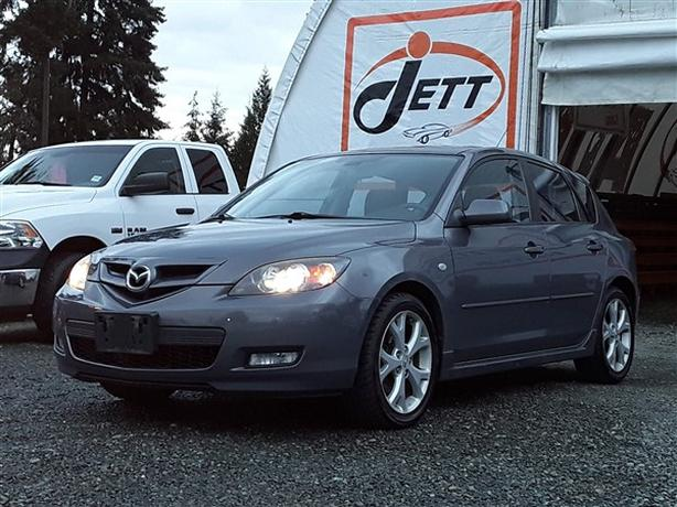 2007 MAZDA 3 SPORT ONLINE AUCTION!