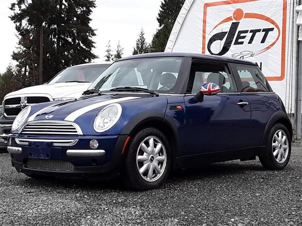 2003 MINI COOPER ONLINE FOR LIVE AUCTION!