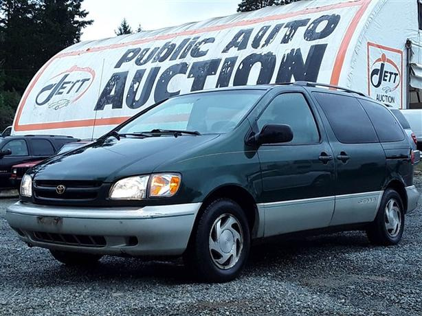 1999 TOYOTA SIENNA LE LIVE ONLINE!!