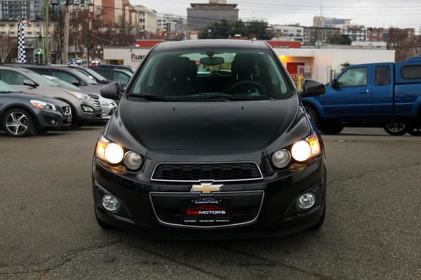 2015 Chevrolet Sonic LT - LOCAL BC HATBK!