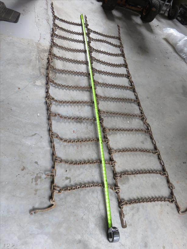 Highway Tractor Tire Chain