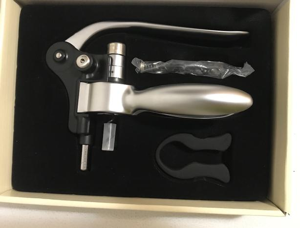 New Linens N' Things Lever Pull Corkscrew $10  New in the box