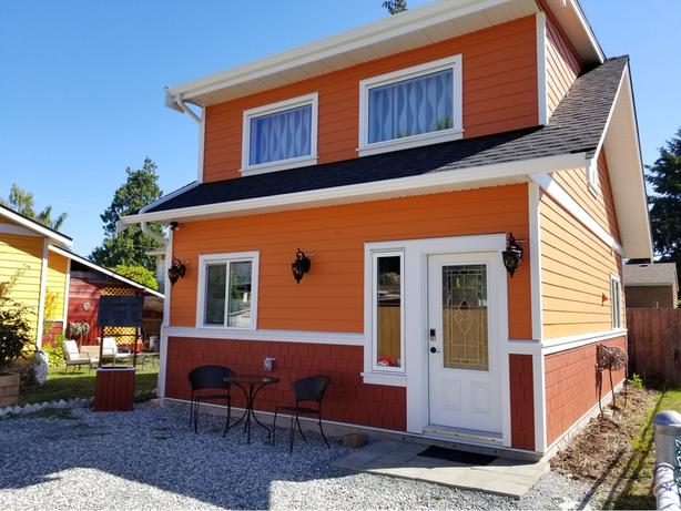 New Home ...Victoria BC / Oaklands /  Jan 10