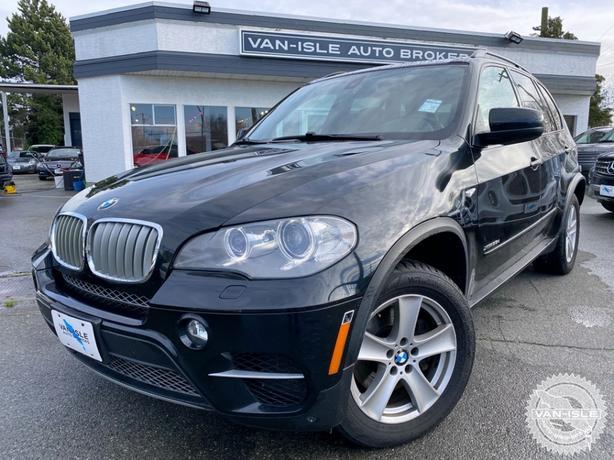 2012 BMW X5 EXECITIVE PKG AWD 4dr 35d