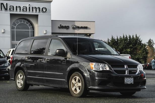 Used 2013 Dodge Grand Caravan SE No Accidents Low Kilometers Van Passenger Van